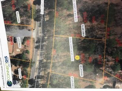 Pinehurst NC Residential Lots & Land For Sale: $29,500
