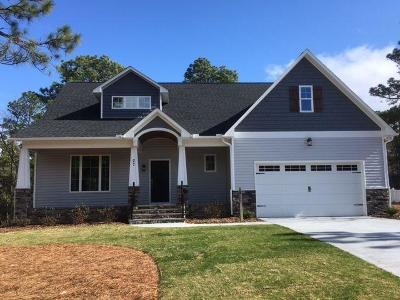 Pinehurst, Raleigh, Southern Pines Single Family Home For Sale: 27 Bedford Circle