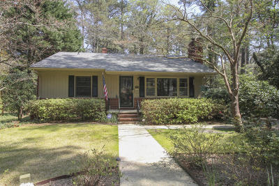 Southern Pines NC Single Family Home Active/Contingent: $250,000