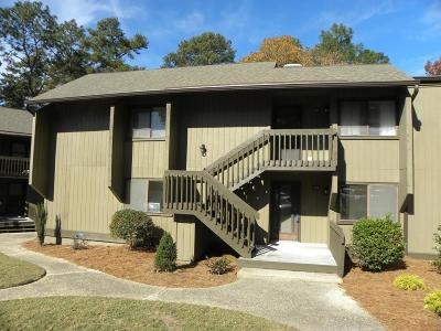 Pinehurst, Raleigh, Southern Pines Condo/Townhouse For Sale: 10 Pine Tree Rd #125
