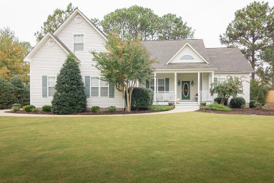 Pinehurst, Raleigh, Southern Pines Single Family Home For Sale: 935 S Diamondhead Drive