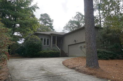 Pinehurst, Raleigh, Southern Pines Single Family Home For Sale: 910 St Andrews Drive