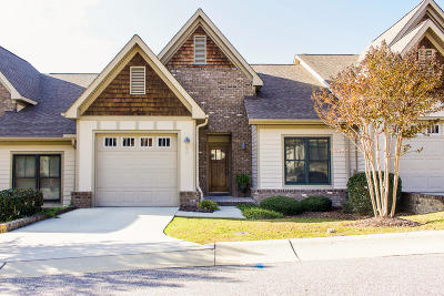 Pinehurst, Raleigh, Southern Pines Condo/Townhouse For Sale: 22 Elk Ridge Lane