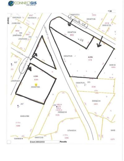 Residential Lots & Land For Sale: E South Street