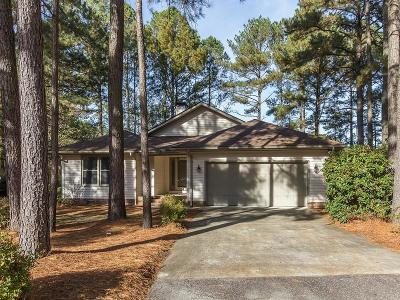 Vass Single Family Home For Sale: 1113 Greenbriar Drive