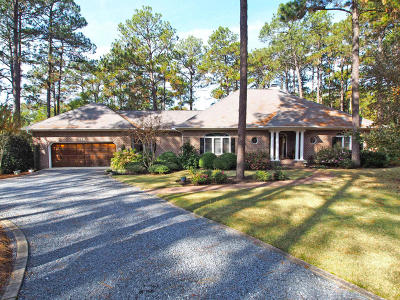 Pinehurst Single Family Home For Sale: 575 Donald Ross Drive