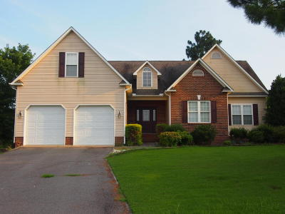 Whispering Pines Single Family Home For Sale: 190 Dublin Court