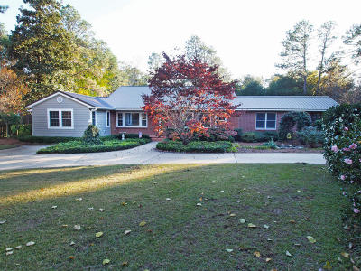 Pinehurst Single Family Home For Sale: 299 Turner Road