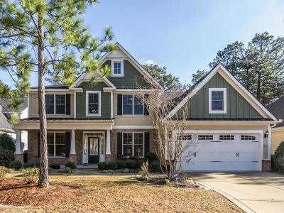 Southern Pines Single Family Home For Sale: 31 Deacon Palmer Drive