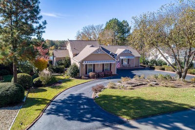 Pinehurst Single Family Home For Sale: 390 Pine Vista Drive