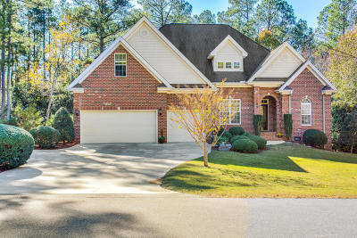 Pinehurst Single Family Home Active/Contingent: 195 Merion Circle