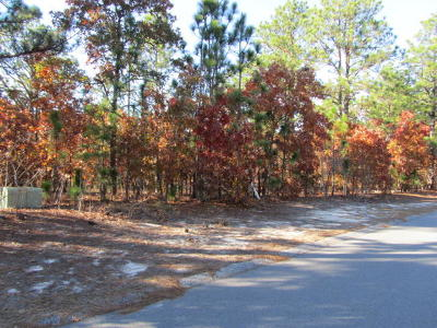 Pinehurst, Raleigh, Southern Pines Residential Lots & Land Sold: 12 Minikahada Trail
