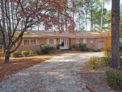 Whispering Pines Single Family Home Active/Contingent: 16 Oakview Place