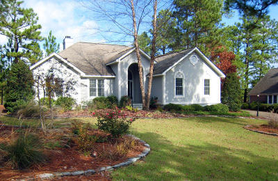 Pinehurst Single Family Home For Sale: 8 Sedgefield Lane