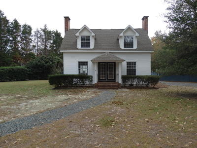 Pinebluff Single Family Home For Sale: 405 E New England