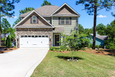 Pinehurst Single Family Home For Sale: 14 Calhoun Lane