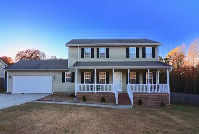 Cameron Single Family Home For Sale: 67 Fox Run