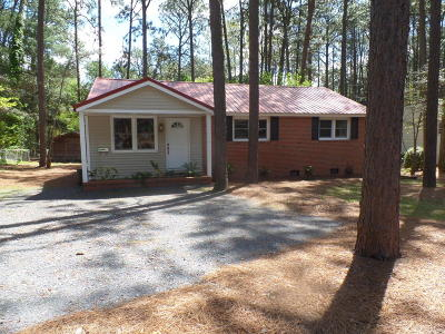 Southern Pines Rental For Rent: 349 Crestview Road