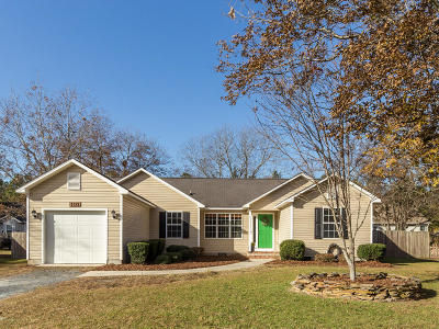 Aberdeen Single Family Home For Sale: 110 Pecan Lane