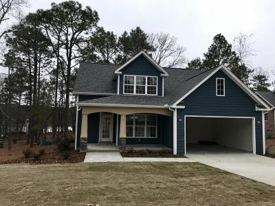 Pinehurst Single Family Home For Sale: 3 Heather Lane