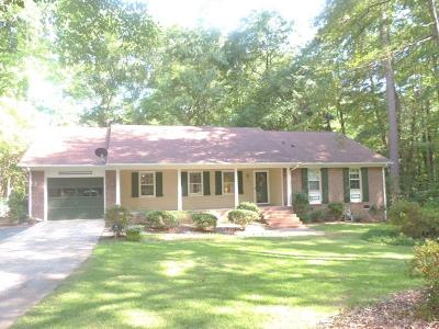 Southern Pines Rental For Rent: 565 S Bethesda Road
