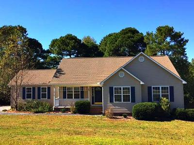Whispering Pines Single Family Home Active/Contingent: 265 Queens Cove Way