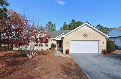 Pinehurst No. 6 Single Family Home Active/Contingent: 12 Pinebrook Drive