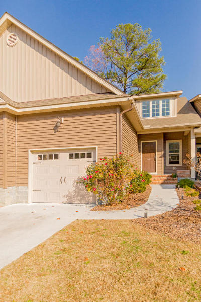Southern Pines Single Family Home For Sale: 80 Cypress Circle