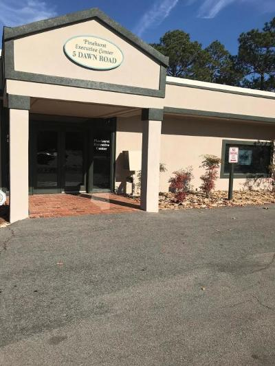 Moore County Commercial For Sale: 5 Dawn Road #5 & 6