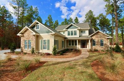 Pinehurst Single Family Home For Sale: 140 Chesterfield Drive