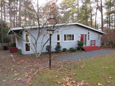 Southern Pines Rental For Rent: 310 E Indiana Avenue