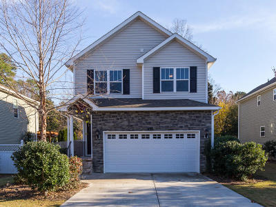 Southern Pines Single Family Home Active/Contingent: 455 NE Broad Street