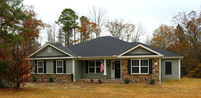 Vass Single Family Home For Sale: 961 Aiken Road