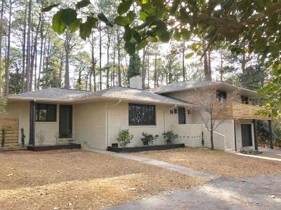 Southern Pines Single Family Home For Sale: 185 Little Road