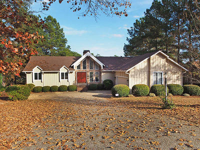 Pinehurst Single Family Home For Sale: 1060 Burning Tree Rd