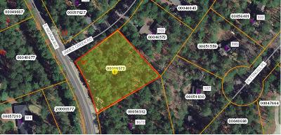 Residential Lots & Land Active/Contingent: James Creek
