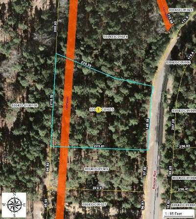 Residential Lots & Land For Sale: 25 Racoon Run