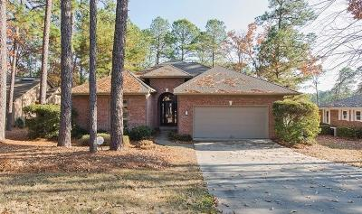 Pinehurst Single Family Home For Sale: 755 St. Andrews Drive