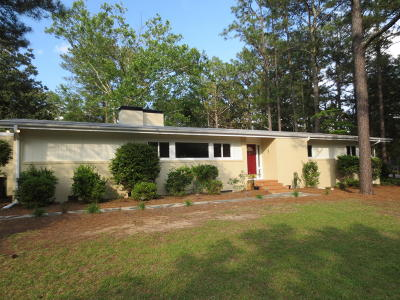 Southern Pines Rental For Rent: 785 E Massachusetts Avenue