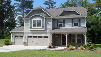 Seven Lakes, West End Single Family Home For Sale: 133 Hawthorne Trail