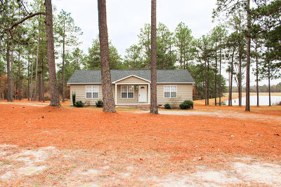 Whispering Pines Single Family Home Active/Contingent: 315 Joel Road
