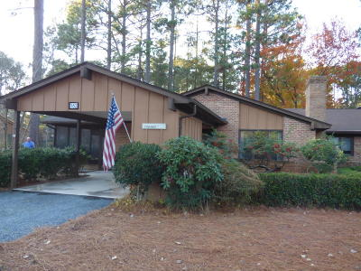 Southern Pines Condo/Townhouse For Sale: 162 Knollwood Drive