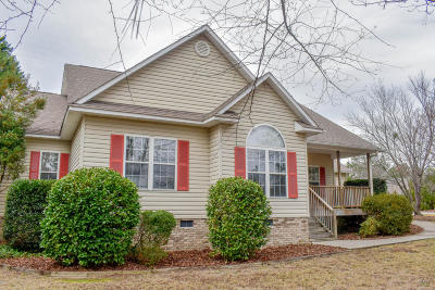 Carthage Single Family Home Active/Contingent: 302 Sullivan Drive