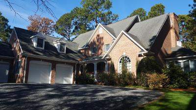 Pinehurst Single Family Home For Sale: 1 Hearthstone Place