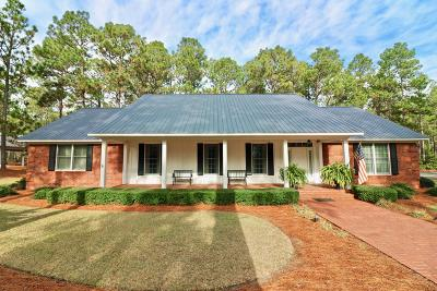 Pinehurst, Southern Pines Single Family Home For Sale: 600 Fort Bragg Road