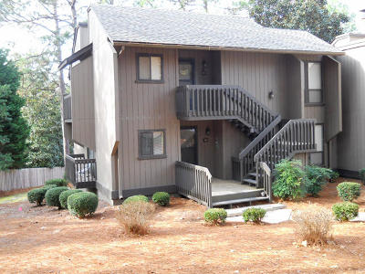 Pinehurst NC Condo/Townhouse For Sale: $124,000