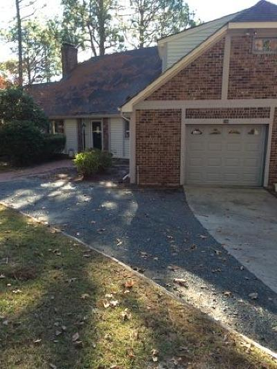 Seven Lakes, West End Single Family Home For Sale: 108 Amberwood Court