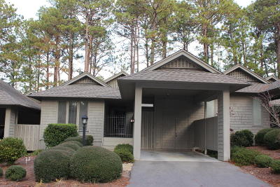 Pinehurst, Raleigh, Southern Pines Condo/Townhouse Active/Contingent: 285 Sugar Gum Ln #51