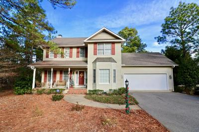 Pinehurst Single Family Home For Sale: 95 Statler Lane