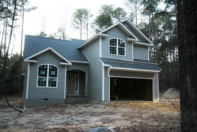 Southern Pines Single Family Home For Sale: 1810 E Indiana Avenue